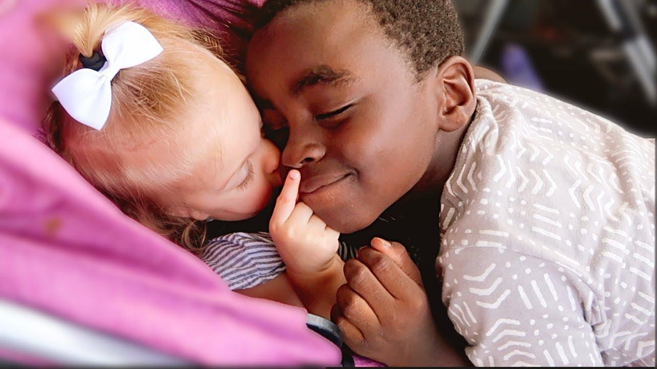 Interracial adoption agencies