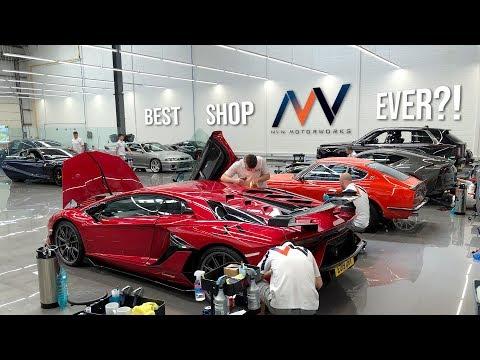 automotive best showroom