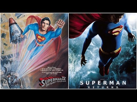 Thoughts On: Superman IV: The Quest For Peace and Superman Returns