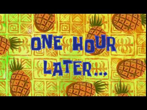 One Hour Later... | SpongeBob Time Card #122