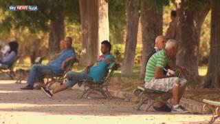 موجة حر شديدة تضرب تونس