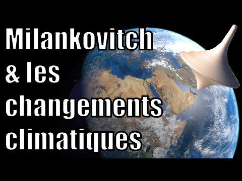 Les cycles de Milankovitch et les changements climatiques — Science étonnante #32