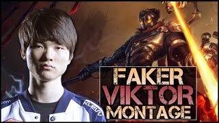 Faker Montage - Best Viktor Plays