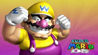 NDS Super Mario 64 DS | Wario Stimme