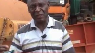 JT RTG DU 13.05.2014.Les travaux du chantier Dabola-Kouroussa prennent duretard