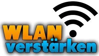 WLAN Repeater einrichten - Netzwerk verstärken (Tutorial)