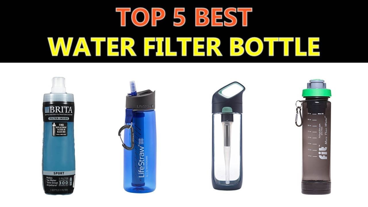 Best Water Filter Bottle YouTube - Best filtered water bottle