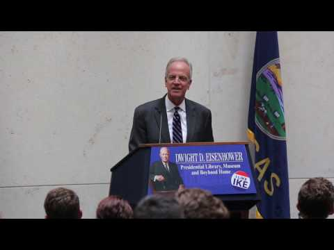 Sen. Moran Interviews Kansans for United States Service Academies