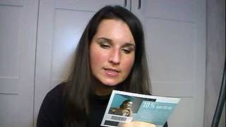 Unboxing Douglas Box of Beauty Dezember 2011 Thumbnail