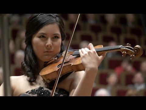 Hyeyoon Park im Interview & Camille Saint-Saens 3. Violinkonzert
