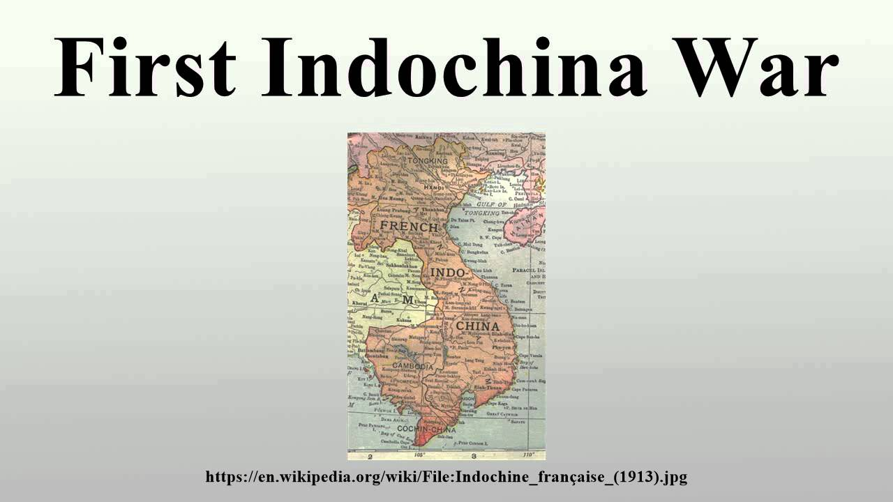 impact of conflict in indochina on The indo-chinese border clash took place at a time when ideological differences between the former soviet union and china were approaching their peak china had calculations to drag the soviet union in some way to the indo-chinese conflict in order to expose soviet revisionism through this.