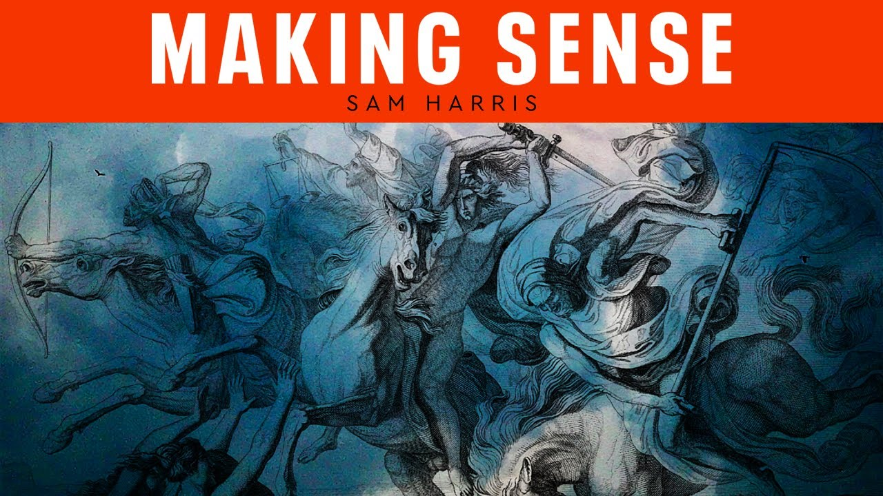 Making Sense with Sam Harris #208 - A Conversation with Toby Ord (June 23, 2020)