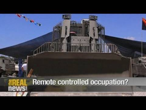 Israel: Remote control occupation?