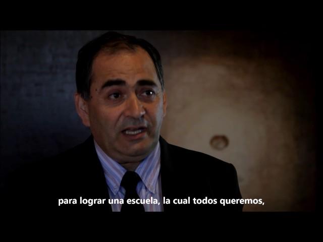 Testimonio de David Ortega - Programa de Formación de Líderes Educativos 2016