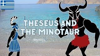 Theseus And The Minotaur   Exploring Greek Mythology