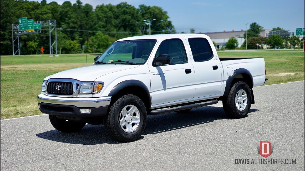 Toyota For Sale By Owner >> Davis Autosports 2004 Toyota Tacoma 4x4 For Sale Crew Cab 1 Owner 1