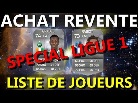 achat revente liste de joueurs en ligue 1 youtube. Black Bedroom Furniture Sets. Home Design Ideas