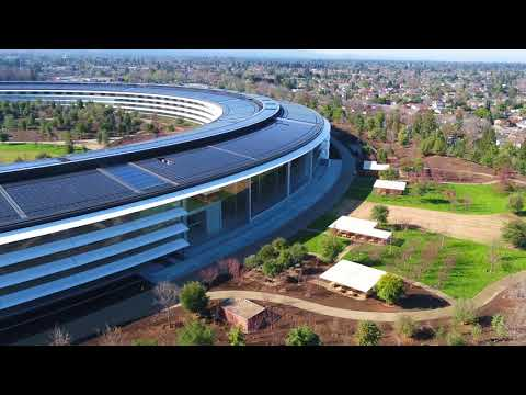 APPLE PARK January 2018 Construction Update