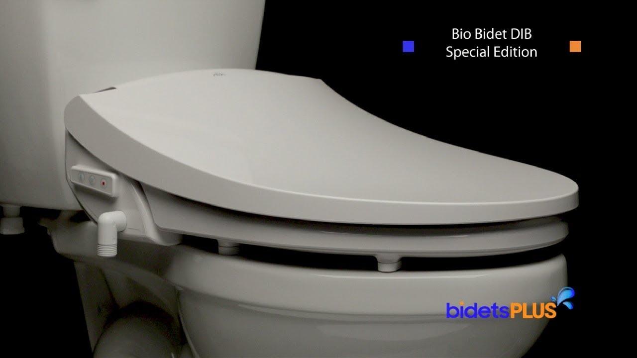 Bio Bidet Dib Special Edition Review Bidetsplus Com Youtube