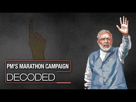 Lok Sabha Elections 2019: PM Modi's marathon campaign strategy decoded