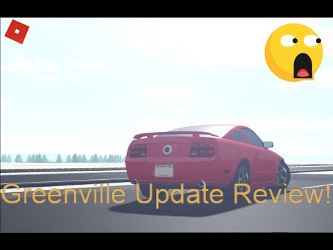 Roblox Greenville 10 1 2020 Update Review Youtube