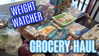 Weight Watcher Grocery Haul | Weight Watcher Reimagined
