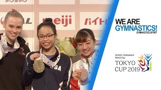2019 Tokyo Artistic Gymnastics World Cup – Highlights women's competition