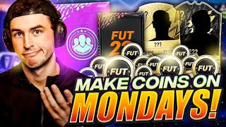 Make Coins EVERY Moฑday on FIFA 22