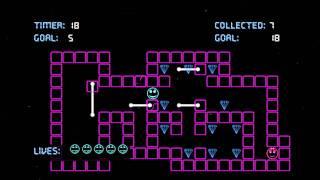 Mr. Gravity Indie Game Gameplay