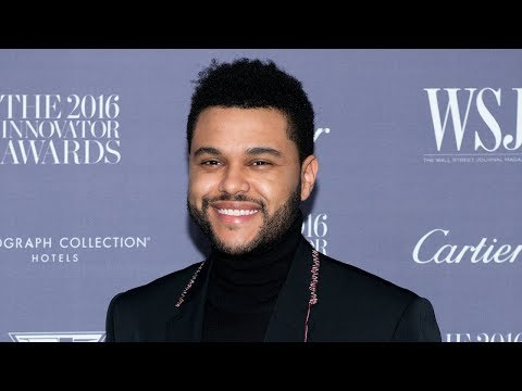 The Weeknd Is Considering DROPPING His Name