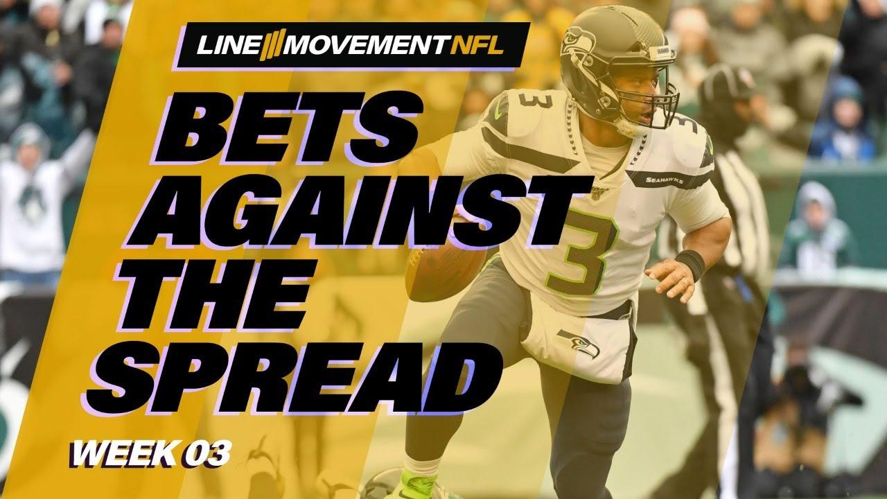 betting line movement nfl