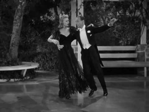 A Hypnotic Romantic Dance Fred Ginger In Carefree 1938 Youtube