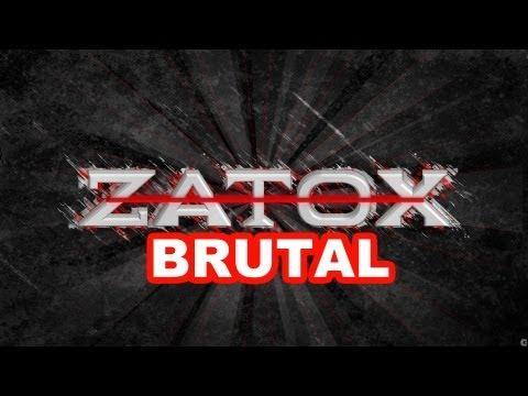 [Hardstyle] Zatox - Brutal (Free Release)(with Lyrics)