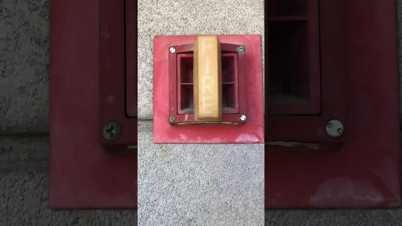 Sonora Center Fire Alarm Asu Part 2 Youtube