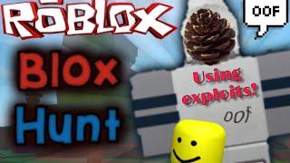 Jouer ROBLOX Blox Hunt avec des exploits!