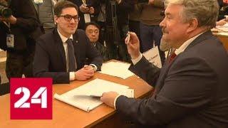 Бабурин проголосовал в РАН - Россия 24