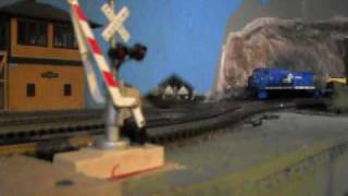 Lionel MTH Atlas and K-Line O Scale Trains- Conventional Last Time
