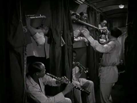Cab Calloway & Band Perform in Pajamas! (1933)