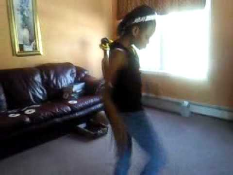 dancing to gimme dat by p-square