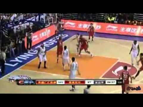 Tracy McGrady highlights - 35pts,6reb,4ast vs.Von Wafer(12.18.2012)
