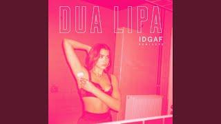 IDGAF (feat. Saweetie)