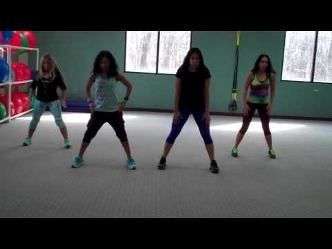 """Talk Dirty"" (Super clean version) Dance Fitness with Lucy"