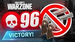 SNAKESHOTS ARE GONE! - 96 KILL Warzone Game (Cod BR)