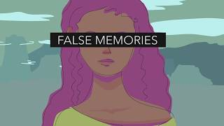 Los falsos Recuerdos (animación) - SUEÑOS AZULES AV