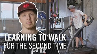 Ups and Downs of Recovery After Spinal Cord Injury | Aaron Baker