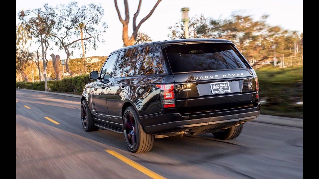 2016 STRUT Land Rover Range Rover
