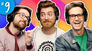 Rhett & Link, Saviors of SMOSH! - SmoshCast #9