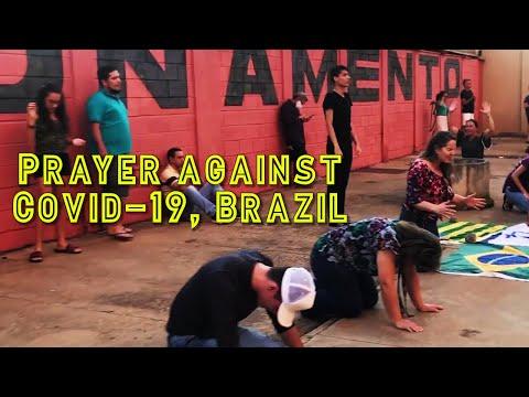 Prayer Against Covid-19, Brazil
