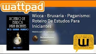 Livro gratuito para estudantes de paganismo + Primeira live do canal