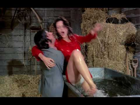 Funny Scene from Au Pair Girls (1972)